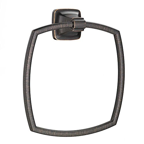 American Standard 7353190.278 Townsend Towel Ring, Legacy Bronze (American Ring Products)