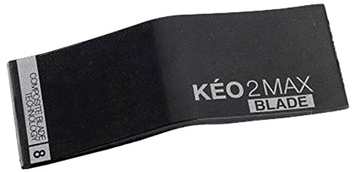 (Look Keo 2 Max Blade Bicycle Pedal Replacement Blade Kit - Pair (12))