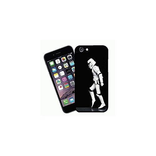 Star Wars Stormtrooper 05 Maske iPhone Hülle - diese Hülle bietet Apple Modell iPhone 6 - von Eclispe Geschenksidee Passform