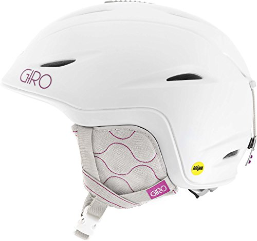 Giro Fade MIPS Women's Snow Helmet Matte White Medium (55.5 59 cm)