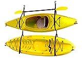 Kayak Garage Hanger Storage Strap Hanger Holder Boat Canoe Garage Wall Buckle Straps