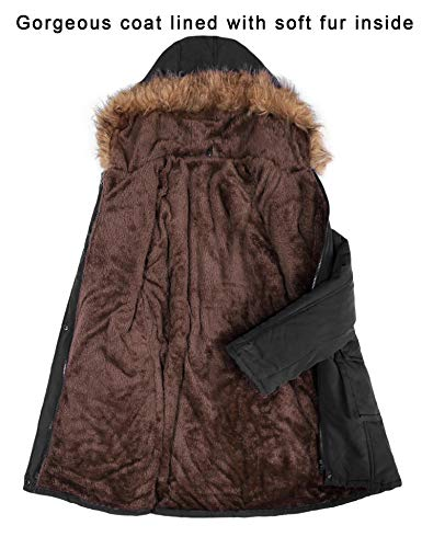 Buy warm winter coats