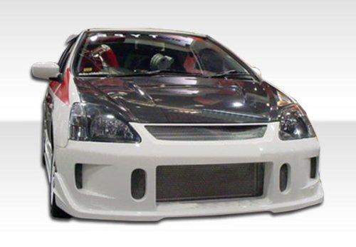 2002-2005 Honda Civic HB Duraflex JDM Kit- Includes JDM Buddy Front Bumper (100443), JDM Buddy Rear Bumper (100444), and JDM Buddy Sideskirts (100445). - Duraflex Body Kits