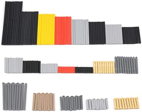 ZCXX Techniek reserveonderdelenset Technic bouwstenen onderdelen set educatie onderdelen set klembouwstenen onderdelen set compatibel met Lego