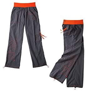 Zumba Logo Cargo Pants (gray, xxl)