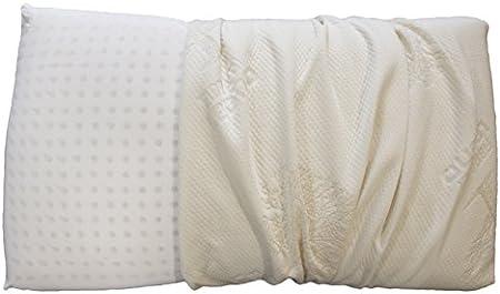 Pillove Cuscini.Il Guanciale Eco Latex Pillove Compatto Alto Sostegno Cuscino In