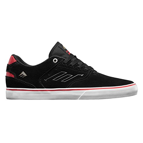 cheap discount sale best place for sale Emerica The Reynolds Low Vulc Mens Trainers – Black/White/Red outlet best wholesale huge surprise sale online outlet classic UbFmDtvk
