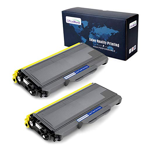 Office World Compatible TN360 TN 360 Toner Cartridge Replace