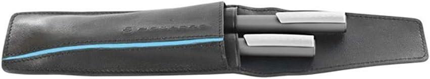 WR2730P3 portaminas Azul Claro Piquadro Stationery Kit bol/ígrafo de Aluminio