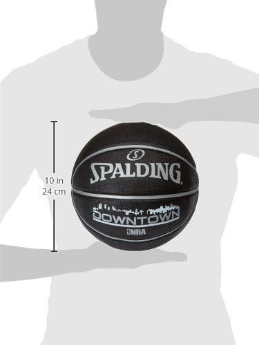 Spalding NBA Downtown Outdoor Sz.7 (83-205Z) Balón de Baloncesto ...