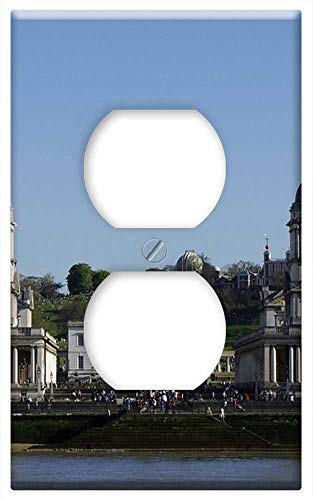 Switch Plate Outlet Cover - Greenwich Old Royal Naval College Chapel