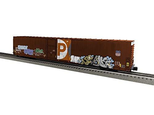 Door Boxcar Union - Lionel 1926053 Union Pacific 4 Door High Cube Boxcar w/ Graffiti #980455 86' Boxcar