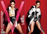 V Magazine ~ Spring 2012 #76 ~ Jennifer Lopez (J.Lo) Fights back