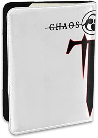 Collection Of Trivium Tattoo トリビウム 音楽 ロック パスポートケース メンズ 男女兼用 パスポートカバー パスポート用カバー パスポートバッグ ポーチ 6.5インチ高級PUレザー 三つのカードケース 家族 国内海外旅行用品 多機能