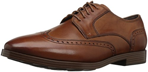 Cole Haan Men's Jay Grand Wing Ox Oxford, British Tan, 12 W US