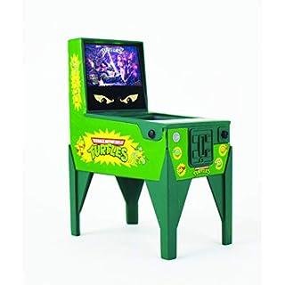 Boardwalk Arcade Teenage Mutant Ninja Turtles Electronic Pinball, Multi