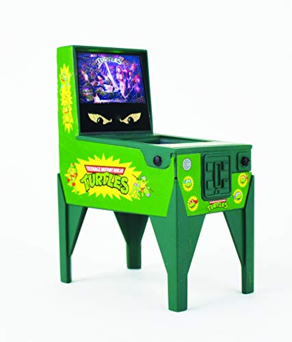 Boardwalk Arcade Teenage Mutant Ninja Turtles Electronic Pinball