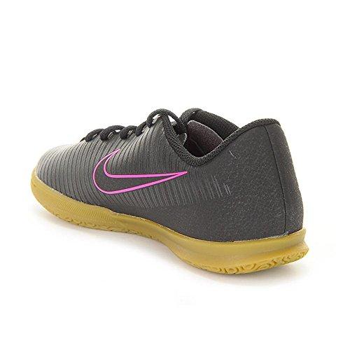 Nike Jr Mercurialx Vortex III IC - Scarpe da calcio, colore Nero (black / black), taglia 37 1/2