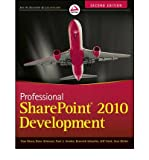 img - for [(Professional SharePoint 2010 Development )] [Author: Thomas Rizzo] [Mar-2012] book / textbook / text book