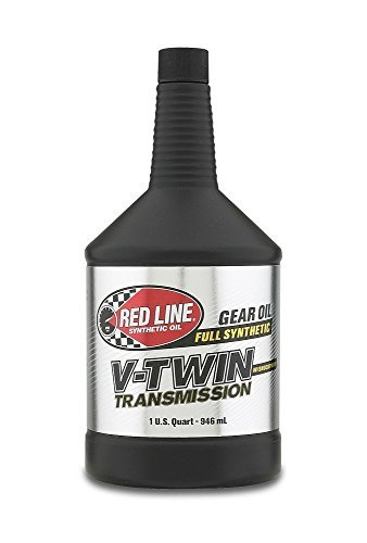 Red Line Oil RED42804 V-Twin Transmission Oil with Shockproof Fluid, 1 Quart (4)