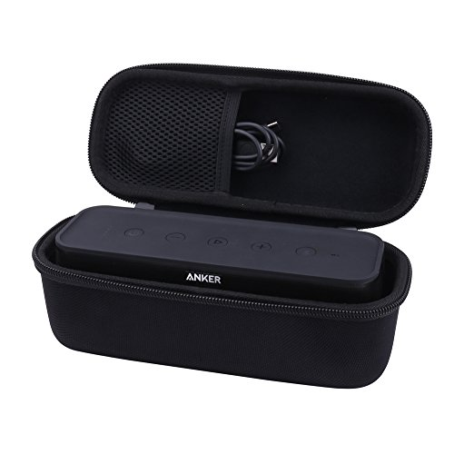 Aenllosi Hard Case for Anker PowerCore Pro+ 25W Bluetooth Speaker