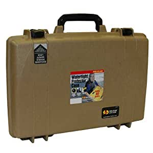 Pelican 1490CC2 Laptop Case (Desert Tan)