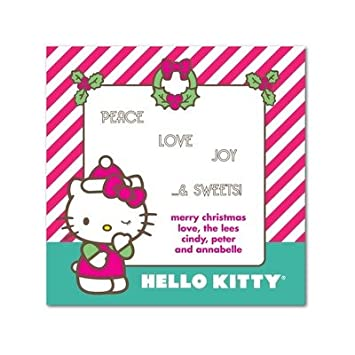 Amazon holiday greeting cards hello kitty special gift by holiday greeting cards hello kitty special gift by sanrio m4hsunfo