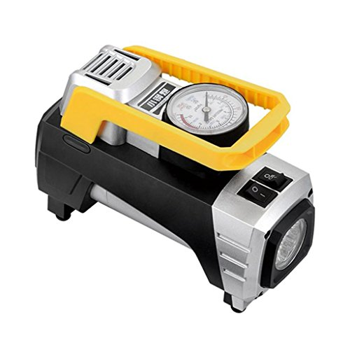 MagiDeal Multifunction 12VCar Air Compressor Pump Pointer Display Inflator With Light by Unknown (Image #7)