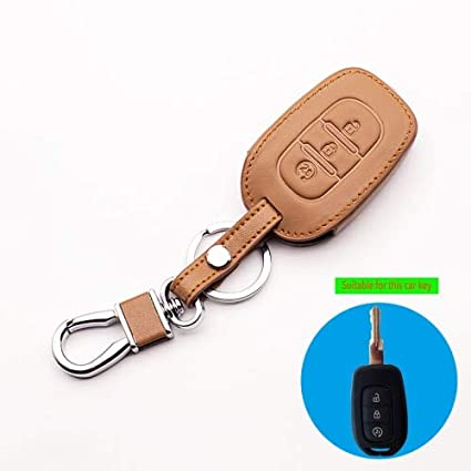 Amazon.com: Carcasa para llave de 3 botones, mando a ...