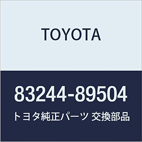 Toyota 83244-89504 Water Temperature Gauge