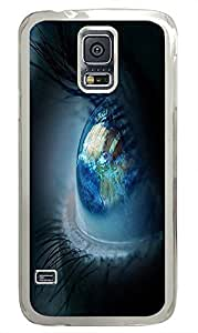 Samsung Galaxy S5 durable covers Planetary Vision PC Transparent Custom Samsung Galaxy S5 Case Cover