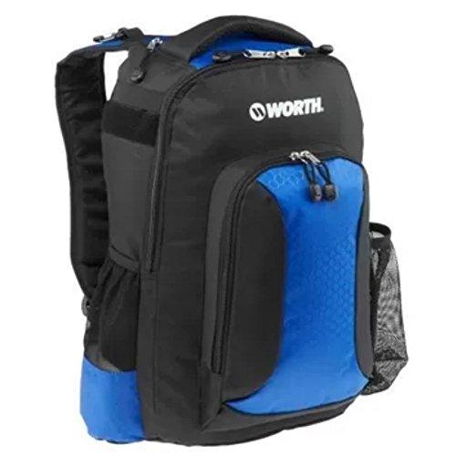 [Worth Baseball Softball Little League School Ball Bat Backpack NWT Blue Black] (Worth Little League Baseball)