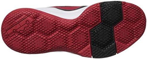LEBRON WITNESS II BLACK/BLACK-WHITE-GYM RED 25.5cm