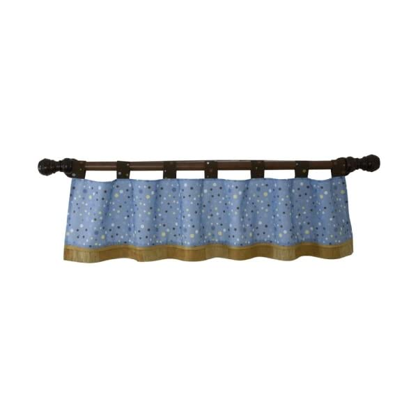 S. S. Noah Window Valance