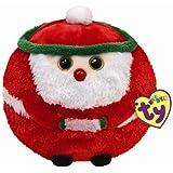 Ty Beanie Ballz Kringle - Santa
