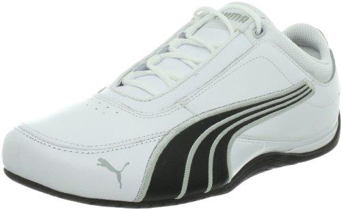 White MC Black Drift Puma Cat white 4 PO7nvUq
