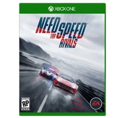 Amazon Com Need For Speed Rivals Xbox One Video Games