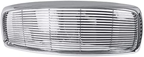 Grille Inserts Spec-D Tuning Grill Grille for 2002-2005 Dodge Ram ...