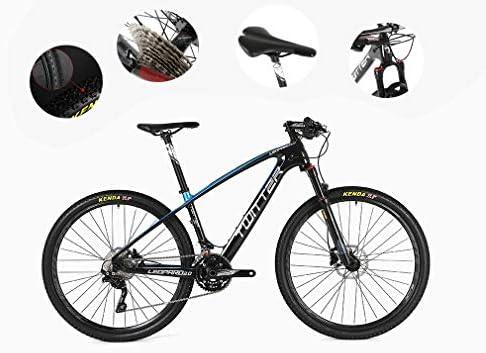 Bicicleta Todoterreno para Adultos, Adecuada para La Altura 170 ...