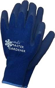 Ciudad y país grande invierno Master guantes de jardinero