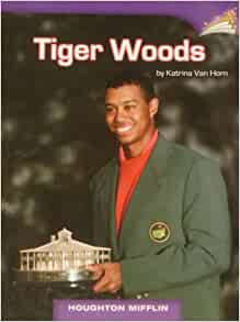 Books by Tiger Woods