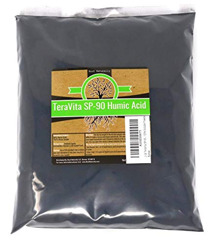 2 Lb TeraVita SP-90 Humic Acid 100% Soluble Powder