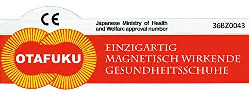 Reflexzonen 86 Gesundheitsschuh ® Oak Massageschuh Damen Otafuku Butterfly tqXaTwgz