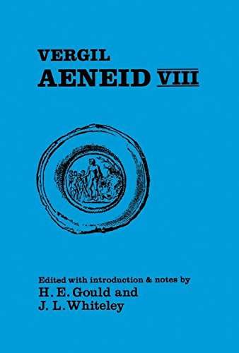 Virgil: Aeneid VIII (Latin Texts) (Bk. 8) by Brand: Bristol Classical Press