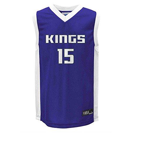 NBA Sacramento Kings Demarcus Cousins Youth Jersey (M 8-10)