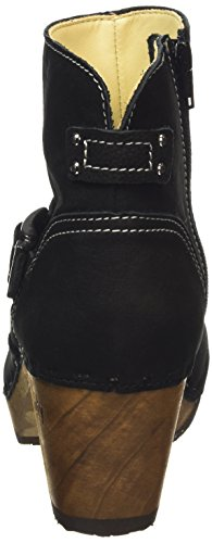 Tina Nero Boots Woody Women's Black TwB6qxd