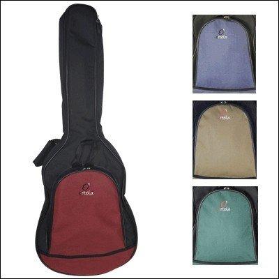 Ortola - Funda Guitarra Electrica Ref. 37 Mochila Con Logo, Rojo: Amazon.es: Instrumentos musicales