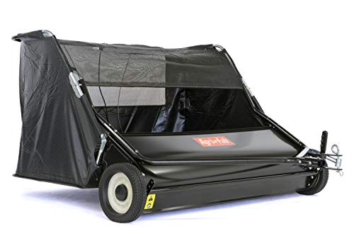 Check expert advices for lawn sweeper tow behind 52?