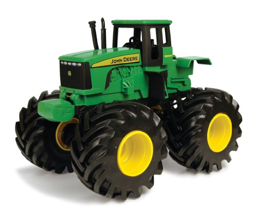 Tractor Deere John Prices (Ertl John Deere Monster Treads Shake 'n Sounds Tractor)