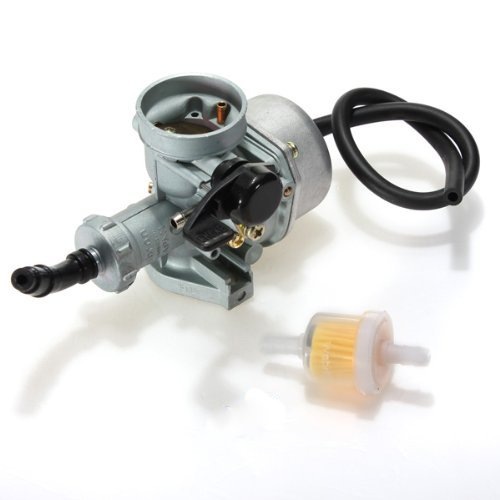 New 22mm Grey Carburetor Carb for Honda XR-50 CRF-50 XR-70 CRF-70 by (Crf50 Iron)